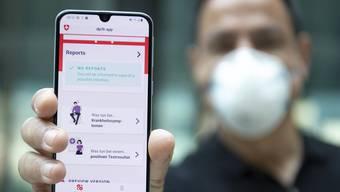 Gegen die Ausbreitung des Coronavirus hilfreich, aber aus Datenschutzgründen umstritten: Corona-Tracing-Apps.