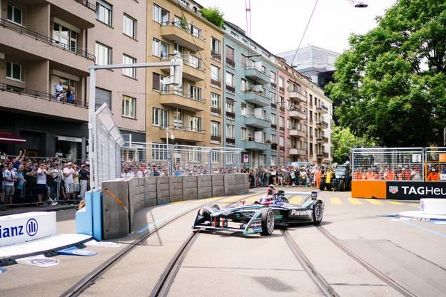 Die Formel E wird populärer bei Autoherstellern – hat aber Mühe Veranstaltungsorte zu finden.