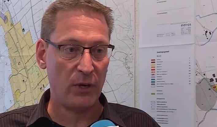 Gemeindeschreiber Daniel Wicki wurde vom Gemeinderat gefeuert.