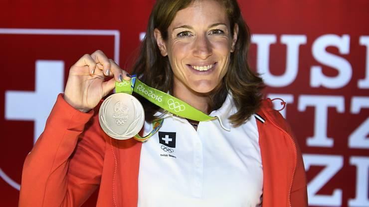 Nicola Spirig kehrt am Sonntag an einem Duathlon in St. Moritz ins Wettkampfgeschehen zurück