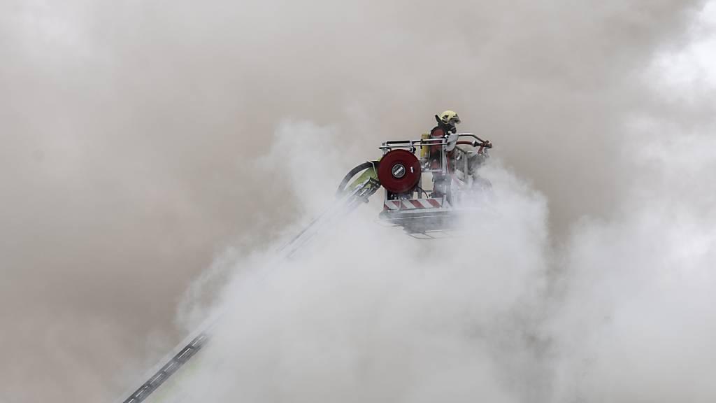 Brand in Zürcher Klinik Hirslanden - keine Verletzten