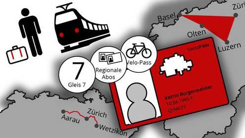 Der Fahrplanwechsel bringt vor allem in der Romandie, aber auch im Aargau und in Zürich Änderungen.