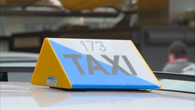 Neues Taxi-Gesetz für Kanton Zürich