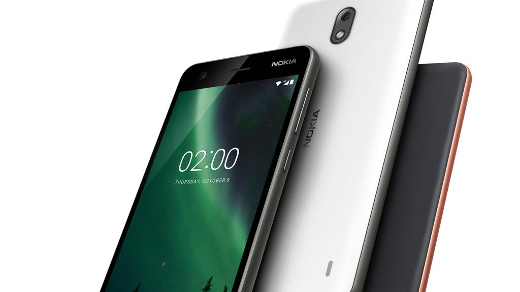 Digital: Nokia 2