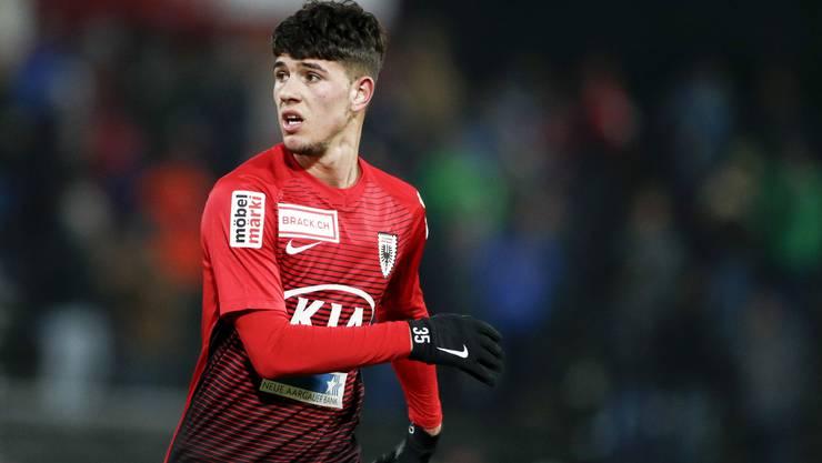 Ilir Zenuni ist nicht mehr im Profiteam des FC Aarau
