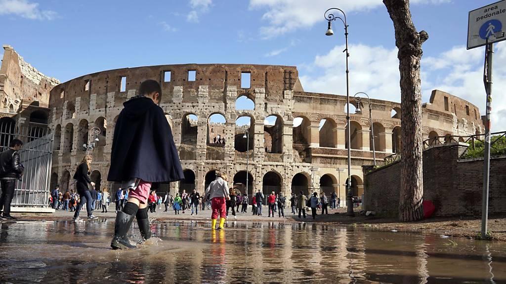 Insider: Italien senkt Konjunkturprognose für 2020