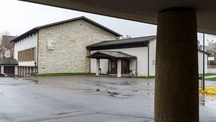 Die Alte Turnhalle wird wohl einem Neubau mit zwei Hallen weichen müssen.