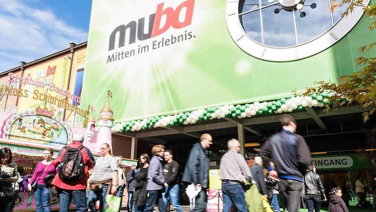 Die Messe Schweiz zieht einen Schlussstrich unter die Mustermesse. 2019 ist die letzte Ausgabe.