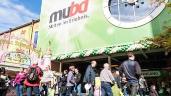 Die Muba gibt 2019 ihre Dernière.