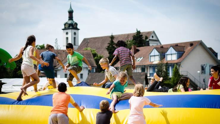 Dieses Jahr fällt das Jugendfest in Wohlen aus.