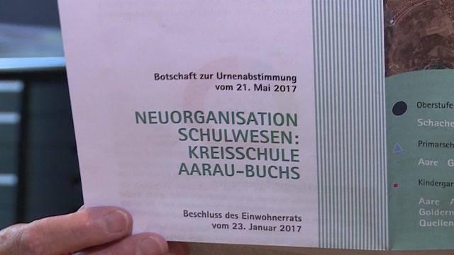 Hat Stadt Aarau über Mega-Schulfusion falsch informiert?