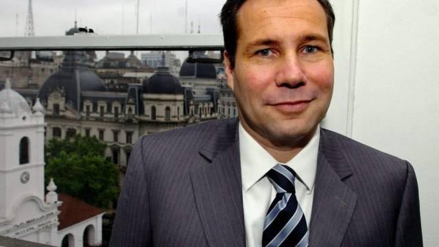 Nur seine DNA auf der Waffe: Getöteter Staatsanwalt Nisman (Archiv)