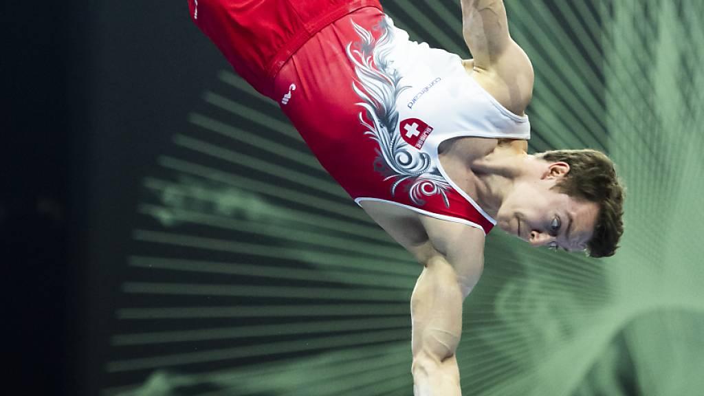 Christian Baumann holte zum dritten Mal in seiner Karriere eine EM-Bronzemedaille