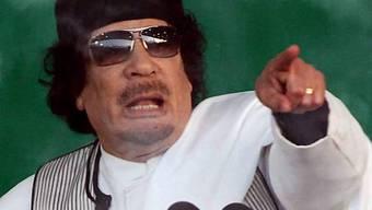 Rückschlag für Oberst Gaddafi (Archiv)