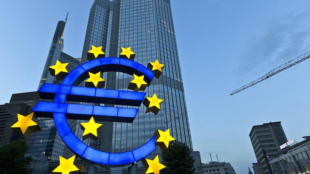 Haushaltsstreit mit Italien und Brexit drücken auf das Wachstum: Die EU-Kommission senkt die Konjunkturprognosen für die Eurozone. (Symbolbild)