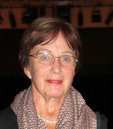 Martha Pfister ist eine der Gründerinnen des Frauenhauses