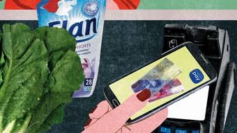 Die Migros macht Ernst mit dem digitalen Portemonnaie – und auch Coop ist zur Stelle.