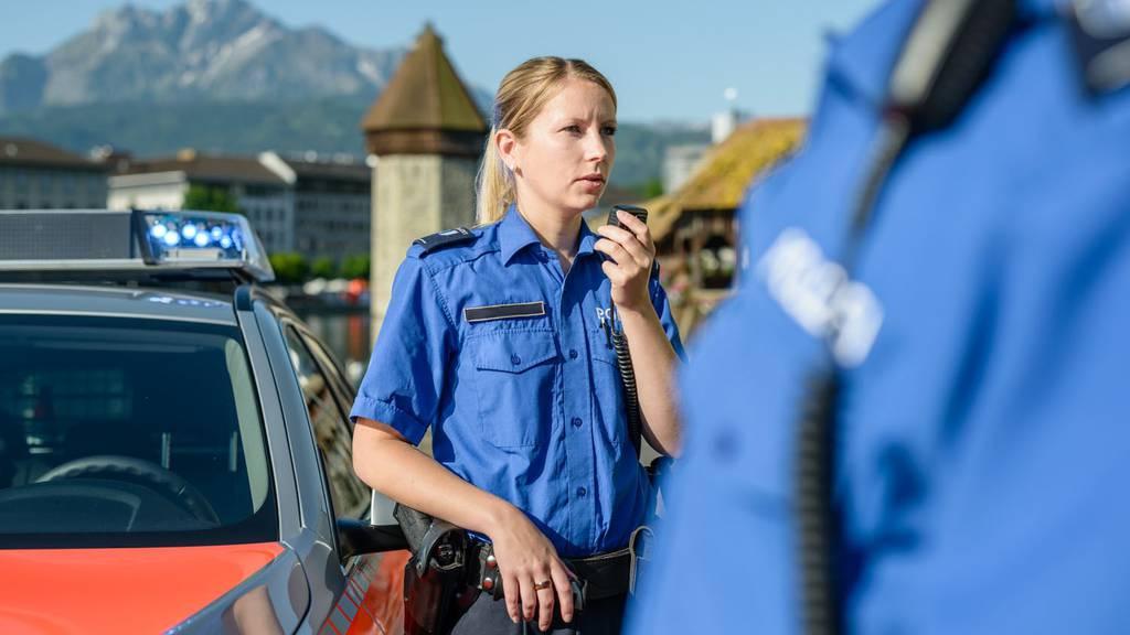 Strafe wegen Raserfahrt durch Luzern