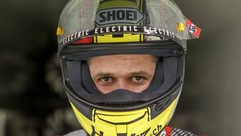 Tom Lüthi verpasste im Qualifying in Argentinien die 1. Startreihe knapp