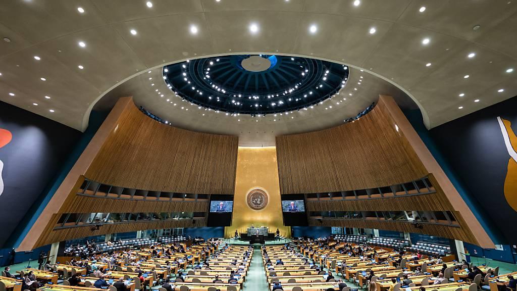 UN: Länder kündigen 400 Milliarden Dollar für erneuerbare Energien an