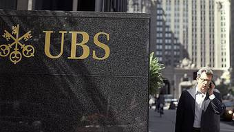 UBS muss für einige Mitarbeiter in den USA geradestehen (Archiv)