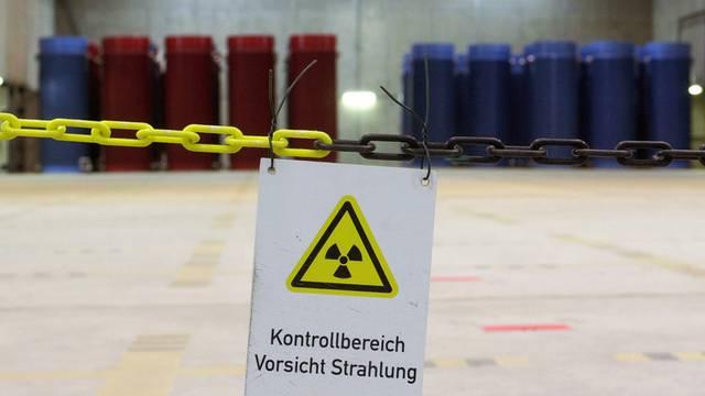 Grosser Rat ist gegen Vetorecht bei Atom-Endlager-Wahl