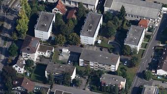 In dieser Strasse wurde der 65-jährige Mann tot vor einem Hauseingang aufgefunden.