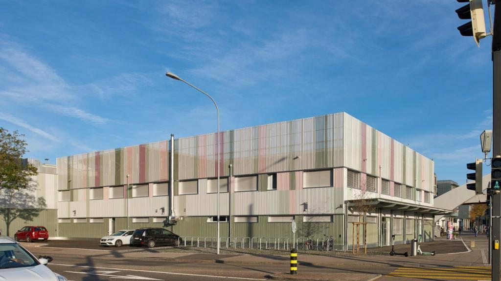 Eröffnung am Freitag: Das neue Bundesasylzentrum in Zürich.