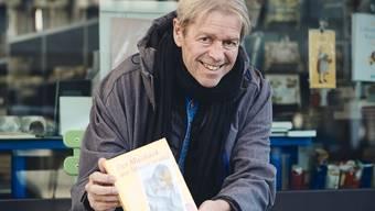 Liedermacher, Autor und Atomkraftgegner  Aernschd Born