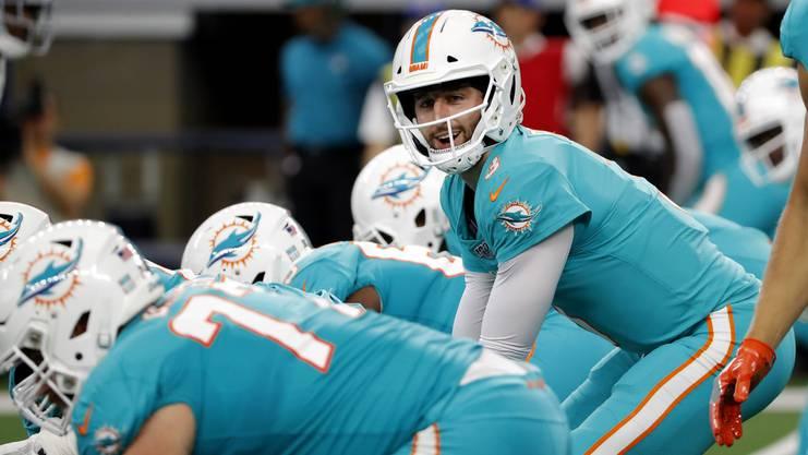 Die Dolphins wollen künftig wieder um den Titel spielen.