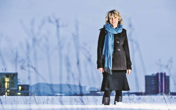 2012: Susanne Hochuli ist zum ersten Mal Frau Landammann.