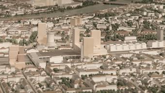 Neubau Postgebäude Basel: Nauentor