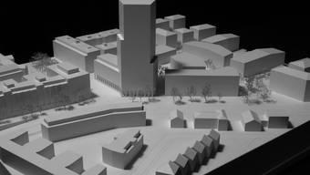 Limmat-Tower im Limmatfeld Siegerprojekt