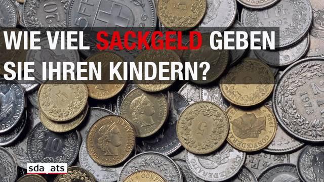 Wie viel Sackgeld geben Sie Ihren Kindern?