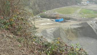 Der Grosse Rat gibt zwei grosse Kiesvorkommen im Aargau frei zum Abbau