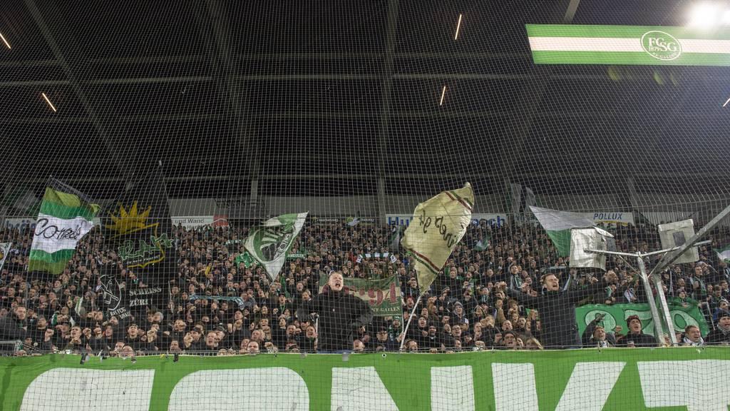 Schweizer Fanszenen verzichten auf Support