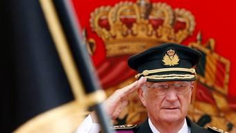 Hält die belgische Regierung für «undankbar»: König Albert II.
