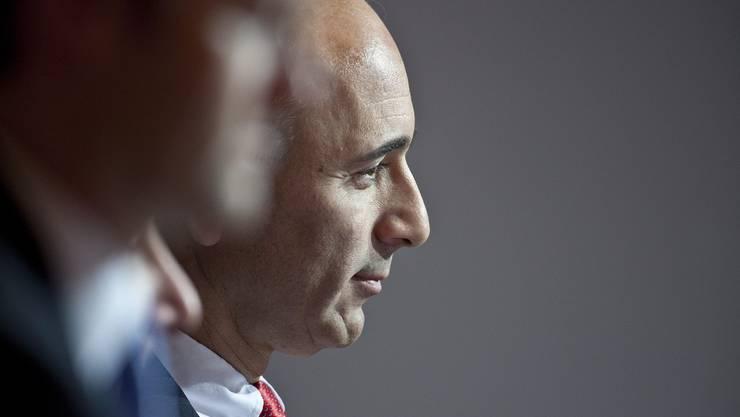 Novartis-Chef Joe Jimenez tritt auf die Kostenbremse
