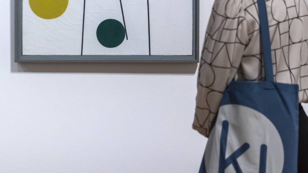 Sophie Taeuber-Arp liess Farben und Formen tanzen.