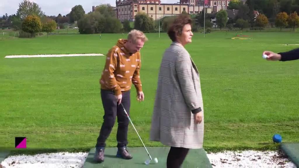 Zeig's mir: Challenge rund um den Golfsport
