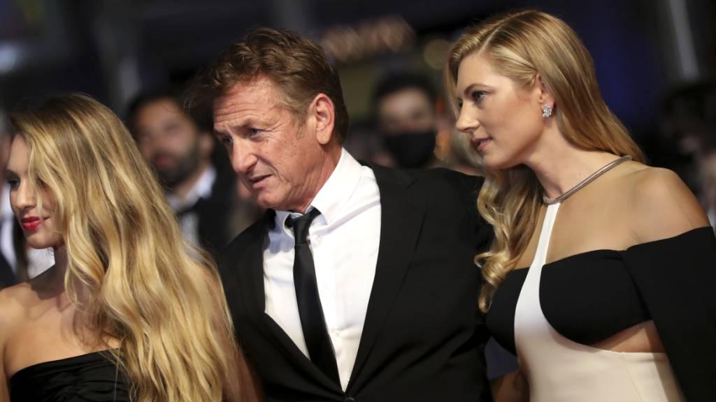 Sean Penn, starke Frauen und eine Provokation: Halbzeit in Cannes
