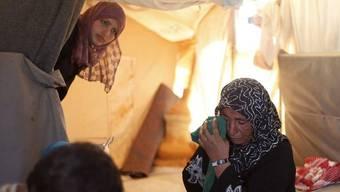 Das Geld soll syrischen Flüchtlingsfamilien und deren Gastfamilien in Syiren und Libanon zugute kommen (Symbolbild).