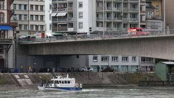 Bei der Havarie im August 2012 überfuhr ein Güterschiff ein Vermessungsboot. Zwei Männer kamen dabei ums Leben.
