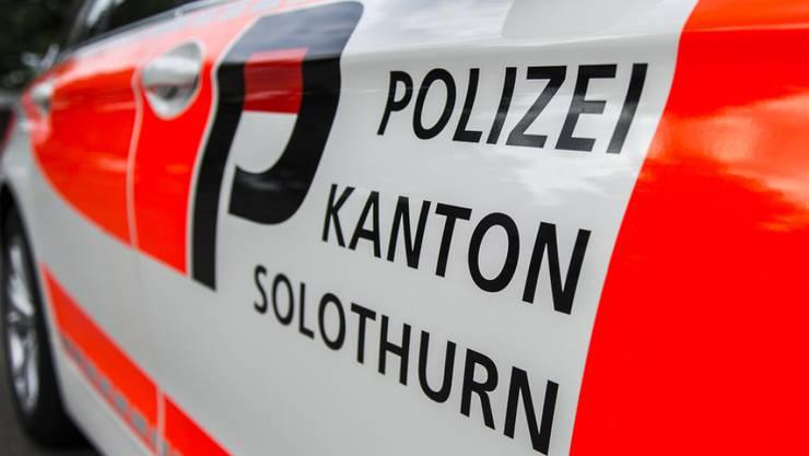 Polizei Kanton Solothurn. (Symbolbild)
