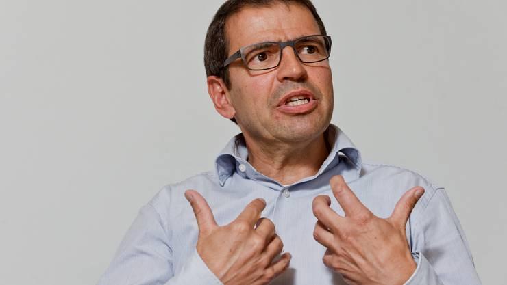 Matthias Jauslin, nominiert fürs FDP-Präsidium.