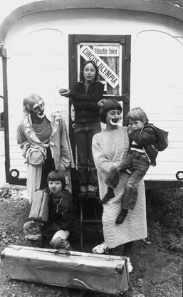 1977 - Die Montis machen Ferien beim Circus Olympia
