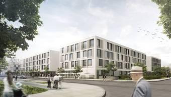 Das Felix Platter-Spital erhält einen Neubau.