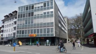Die Rosengarten-Liegenschaft in Solothurn.