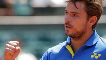 Stan Wawrinka Roland Garros