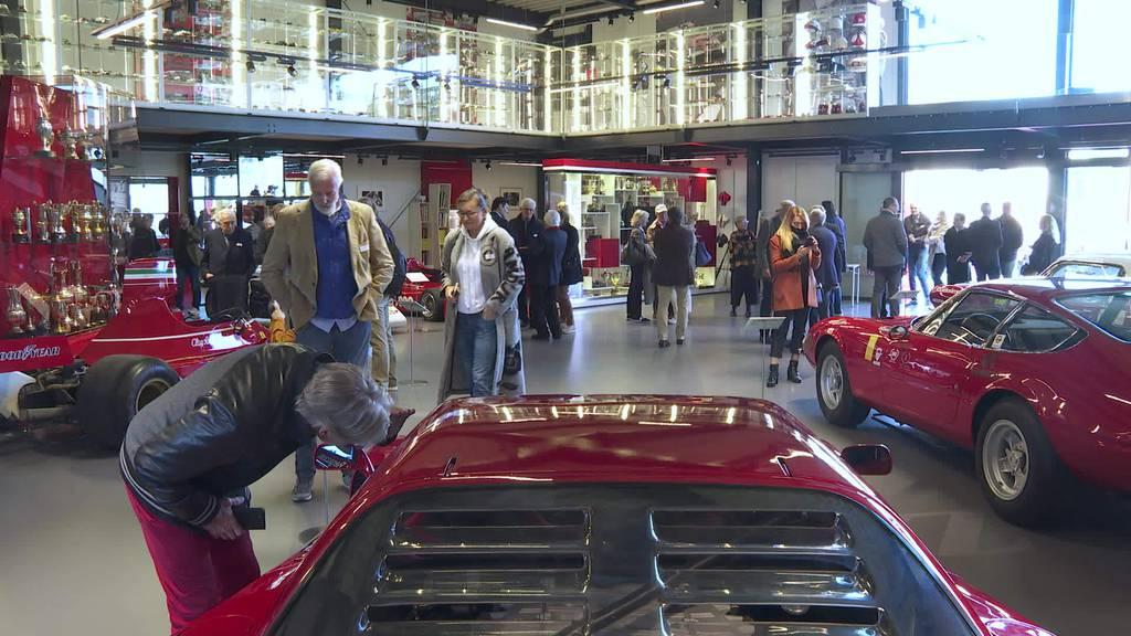Formel 1-Legende: Autobau setzt Clay Regazzoni ein Denkmal